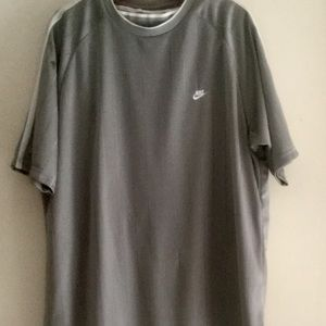 Vintage Gray NIKE  Men's Shirt Sz S